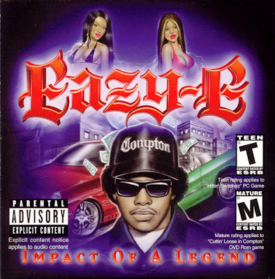 Eazy-E – Impact Of A Legend (CD) (2002) (FLAC + 320 kbps)