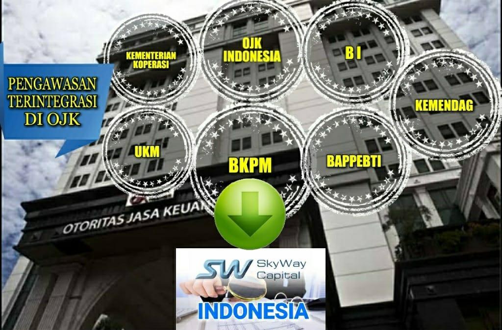 SKYWAY CAPITAL INDONESIA MENDAPATKAN IJIN DARI BKPM