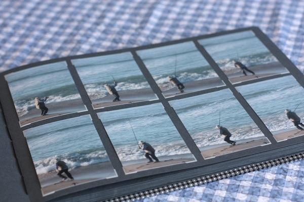 Ro Guaraz · álbum de fotos + caja · 04 secuencia