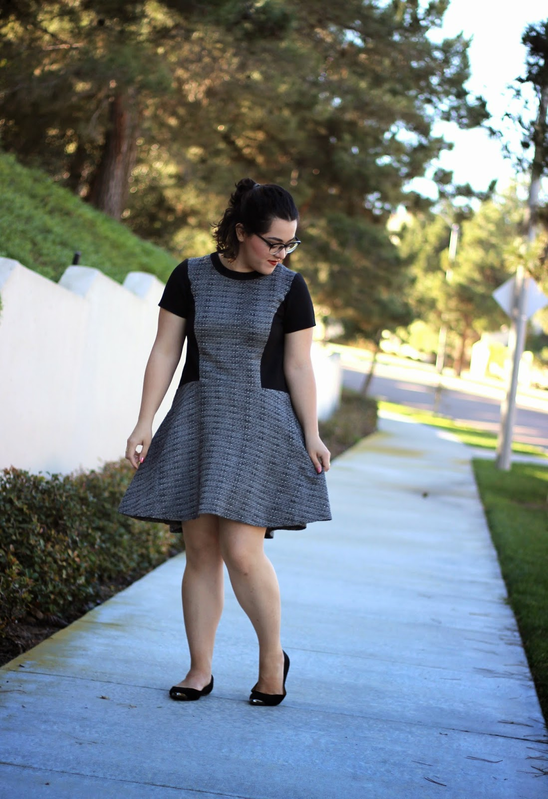 Outfit of the Day | Simple Valentine's Day Dress