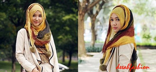 Jilbab Gaya Korea Korean Style Look