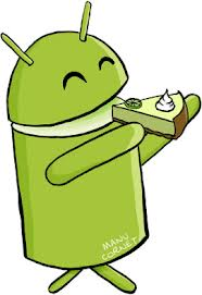 key lime pie android features