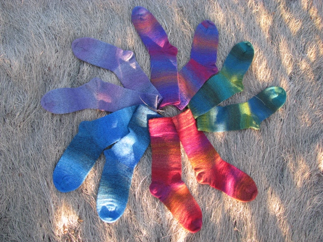shim farm regia hand dye effect yarn review. Black Bedroom Furniture Sets. Home Design Ideas