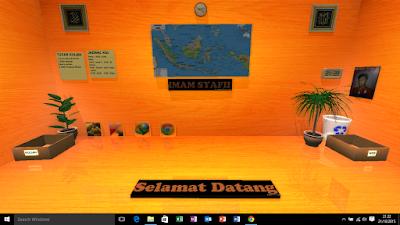 Bikin Tampilan Desktop kamu lebih keren dengan Real Desktop 3D