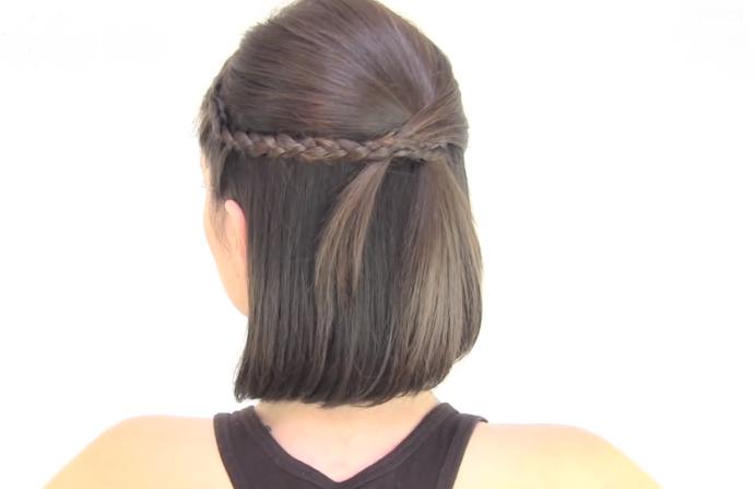 Chica Rizadard Peinados Faciles Y Rapidos Para El Diario O Salidas