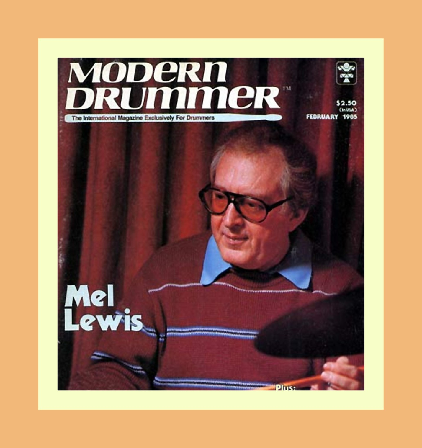 Mel Lewis and The Jazz Orchestra - Featuring The Music Of Bob Brookmeyer