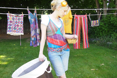 patchwork+tank+top - My Ruca Tank Top