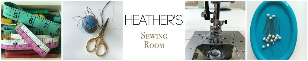 Heather's Sewing Room