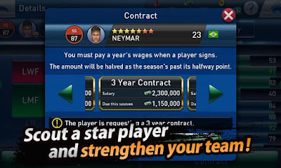 PES Club Manager v1.2.3 Apk