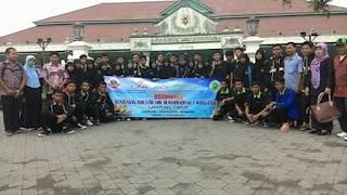 Kunjungan Industri SMK MUHIMA ke Jogja dan Bandung
