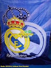 Harga Selimut Real Madrid Jual