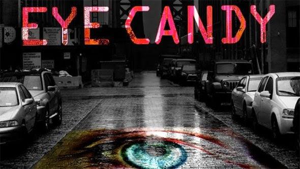 Eye Candy 1X01. Portada de la serie.