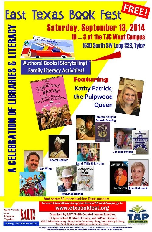 East Texas Book Fest