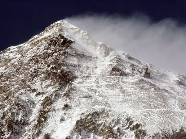 Mount Everest-The highest mountain on earth