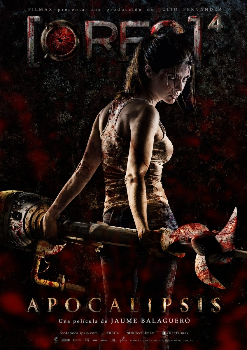 Rec 4 - Trailer e streaming