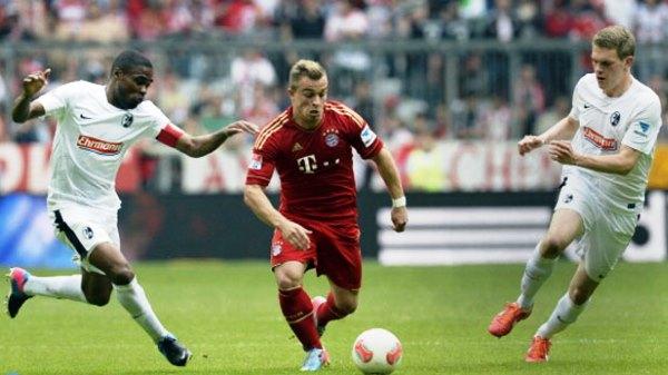 Bundesliga - Bayern Munich vs SC Freiburg 27/03/2013