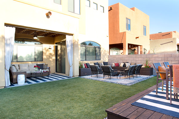 Backyard Design Idea