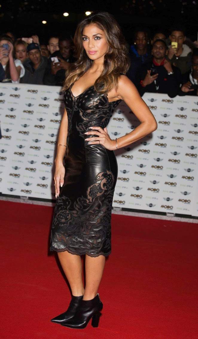 Nicole Scherzinger – MOBO Awards in London