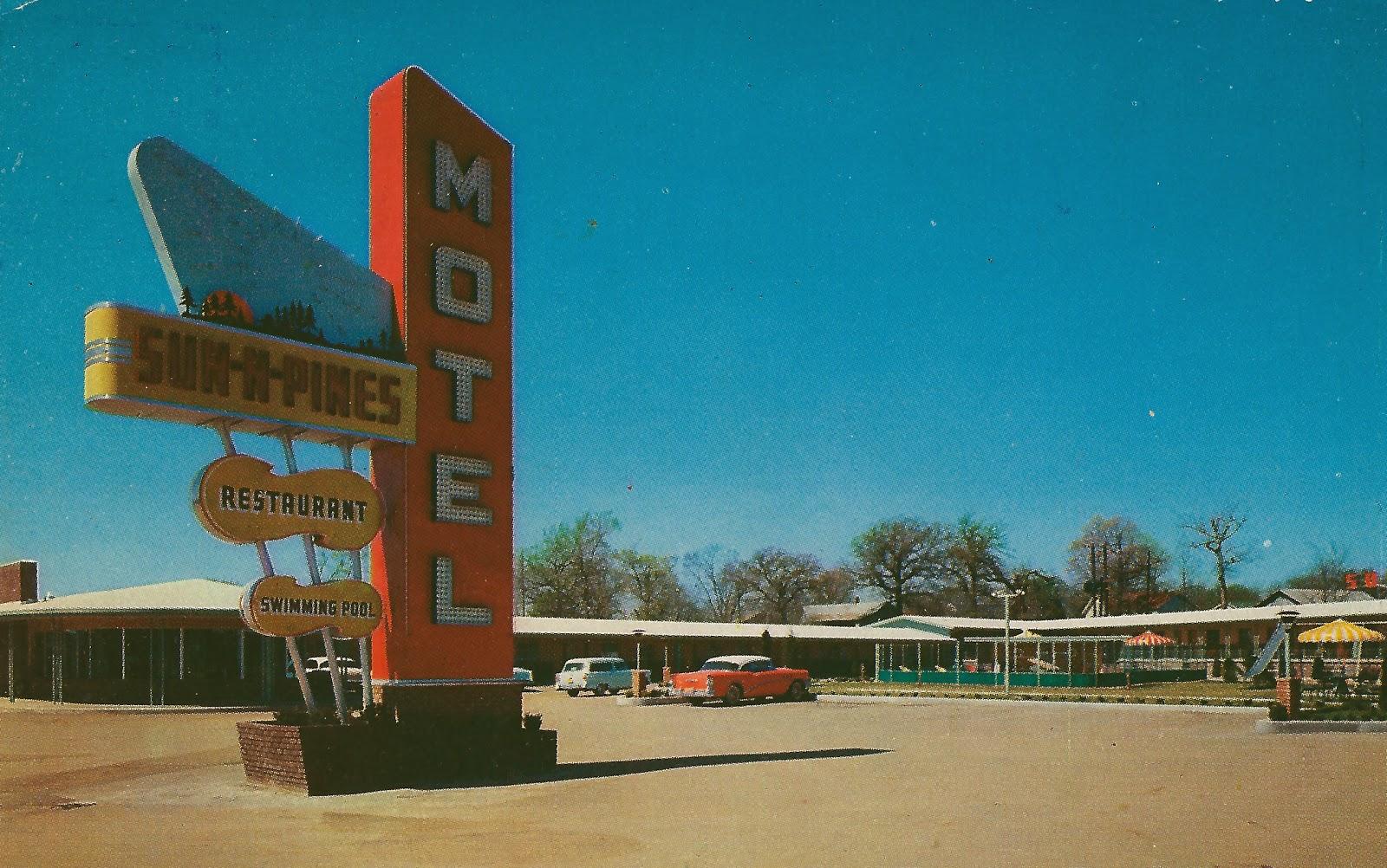 Sun-n-Pines Motel - Lufkin, TX
