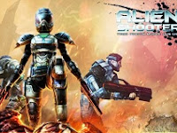 Download Game Alien Shooter EX APK+ DATA Android v1.02.09