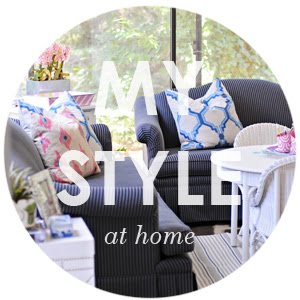 MY STYLE at home