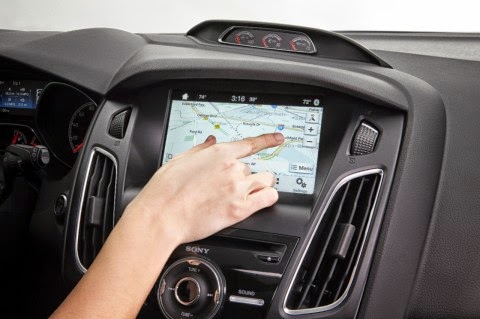 Ford SYNC® 3 Offers Customers Enhanced Connectivity