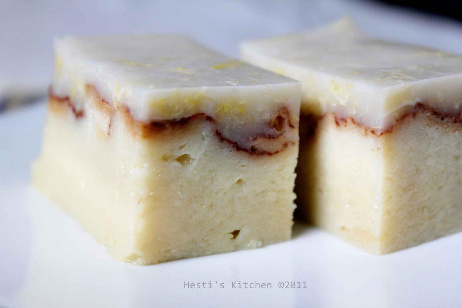 Puding Roti | Resep Kue Masakan dan Minuman Cara