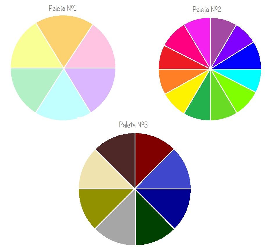 S quiero y ahora qu colores de boda for Gama de colores vivos