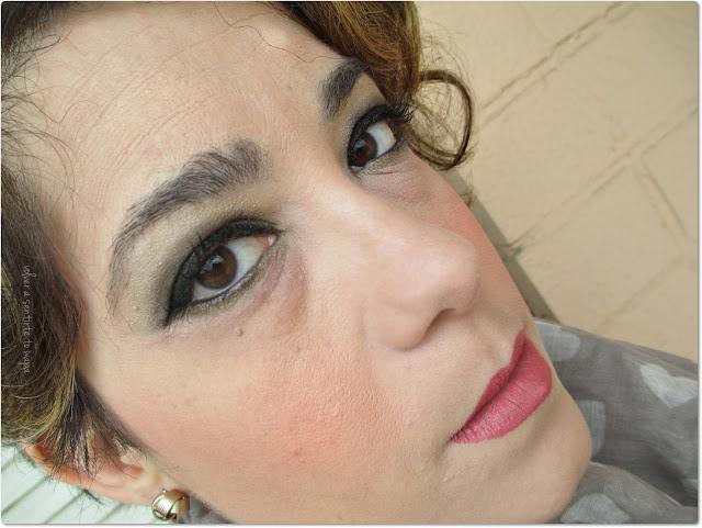 Maquillaje Otoñal: Verde Oliva - Deborah Milano