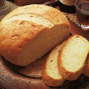 baka bröd torrjäst