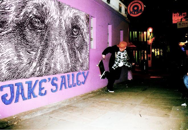 Slam City Skates VS Jake's Alley