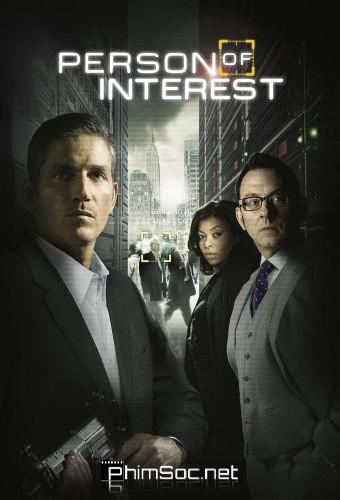 K? T�nh Nghi (Ph?n 2) - Person of Interest Season 2