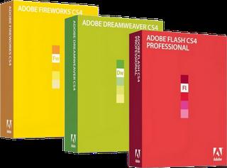 Adobe cs4 web tasarım