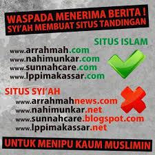 Daftar Situs Syiah, JIL, JIN