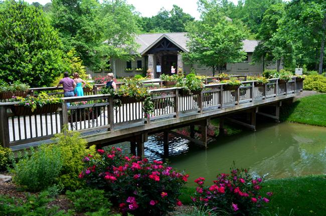 wanderlust ATLANTA: The Rest of Gibbs Gardens