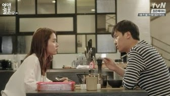 Recap, synopsis, sinopsis, drama Korea, Korean drama, 2014, Marriage Not Dating, Yeonae Malgo Gyeolhon, 연애 말고 결혼, Han Groo, Yeon Woo-Jin, episode 3, part, bagian 3.