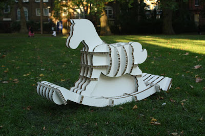Creative Rocking Horses and Cool Rocking Horse Designs (15) 3