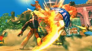 Street Fighter Dövüşçüleri