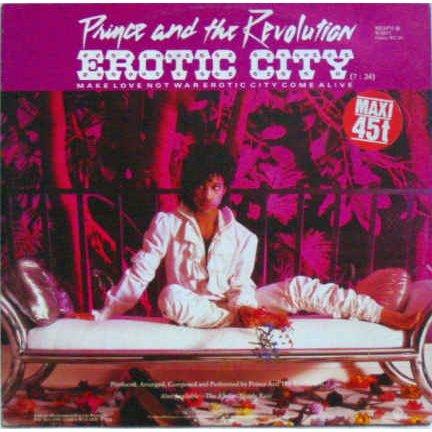 Prine erotic city
