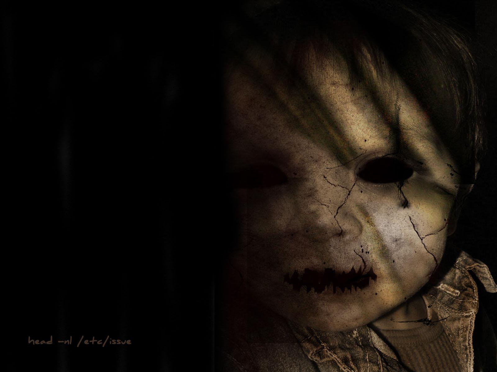 Horror wallpaper mobiletricks for Creepy gothic pictures