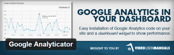 Google Analyticator
