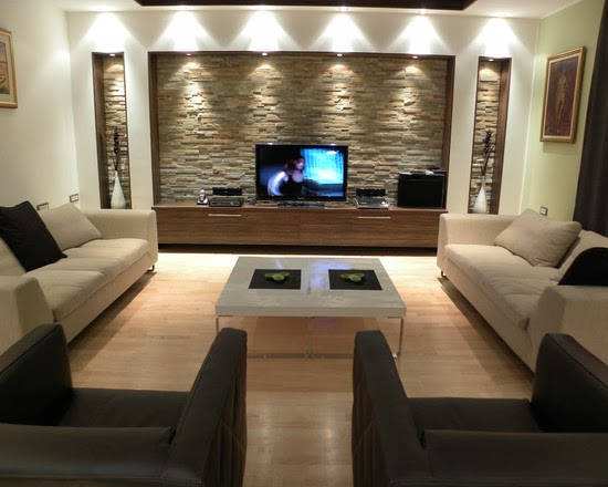 Diseño de interiores & arquitectura: remodelación de la sala de ...