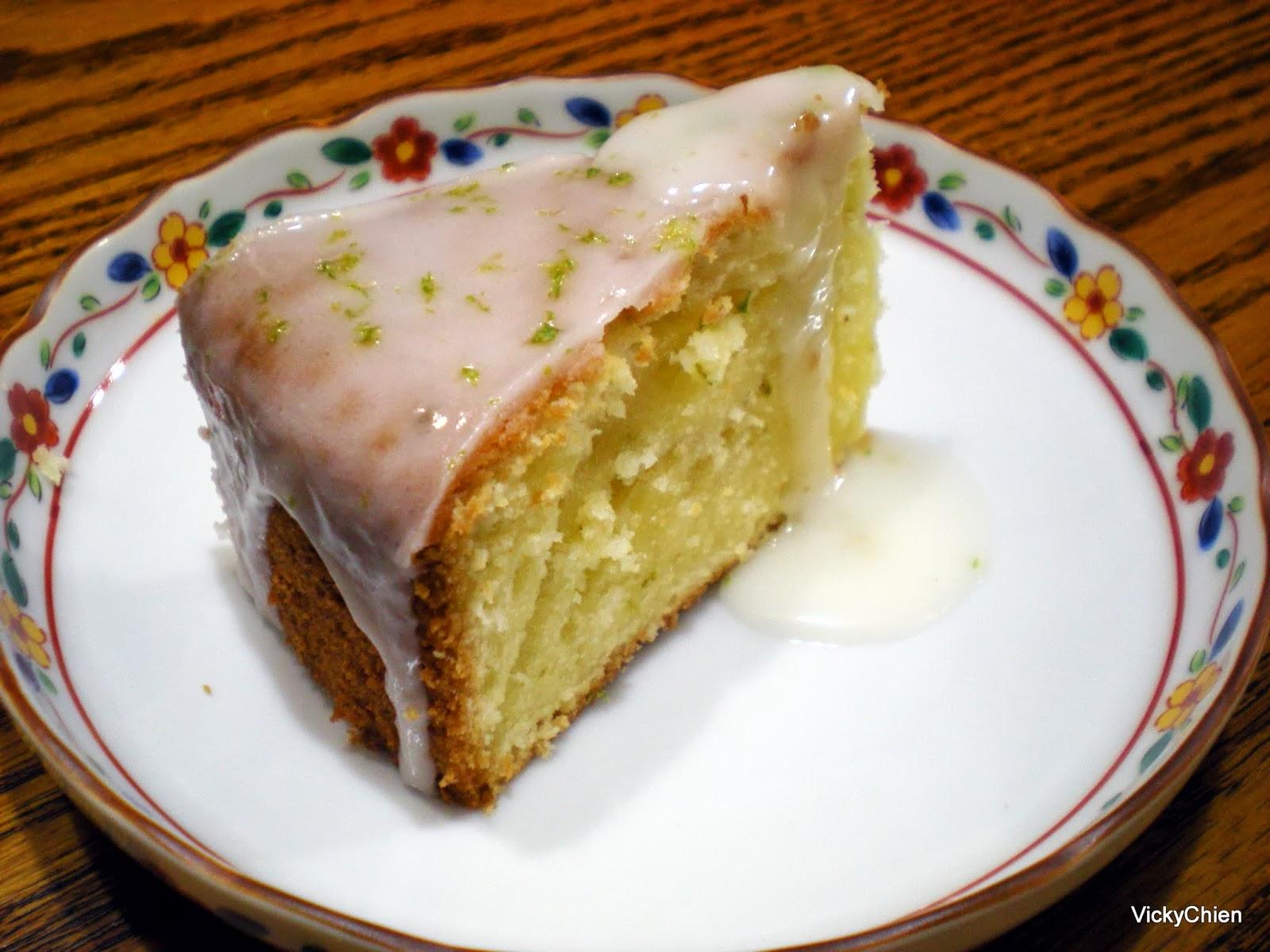 檸檬糖霜蛋糕做法