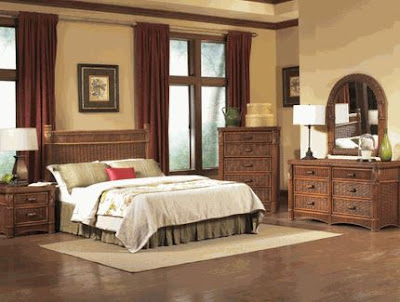barbados rattan bedroom furniture