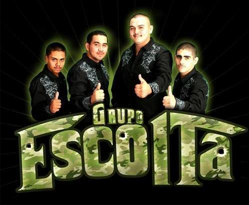 Grupo Escolta - No Me He Dejado De Nadie CD Album 2009