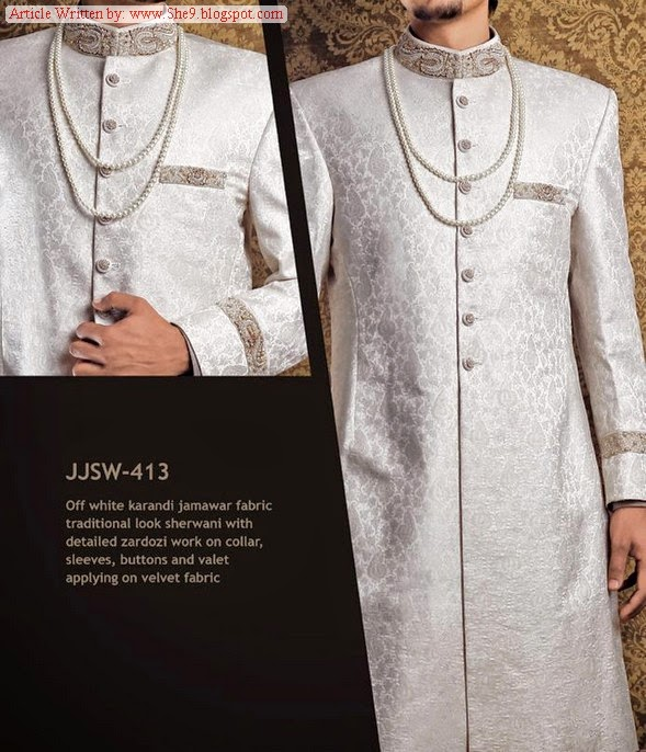 Junaid Jamshed Couture