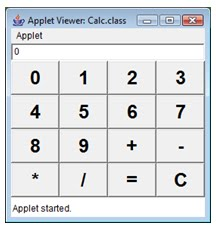 how to write a calculator program in java