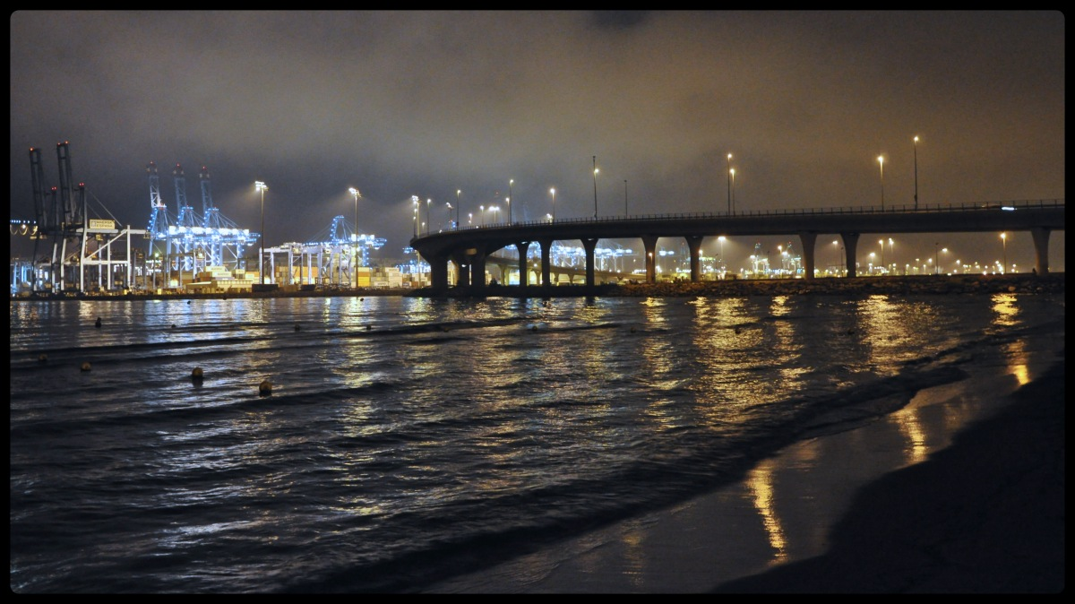 Puerto de algeciras noche he estado aqui - Puerto de algeciras hoy ...