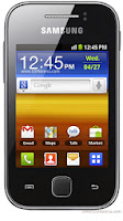 HP android Samsung Galaxy Young S5360