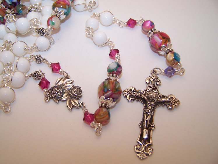 No. 70. b.  Emily's First Communion Rosary